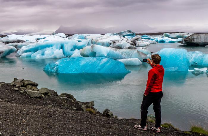 Private day tour Jokulsarlon Glacier Lagoon