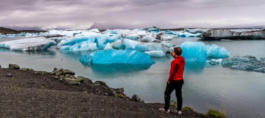 Jokulsarlon Glacier Lagoon Private Day Tour Br Tours